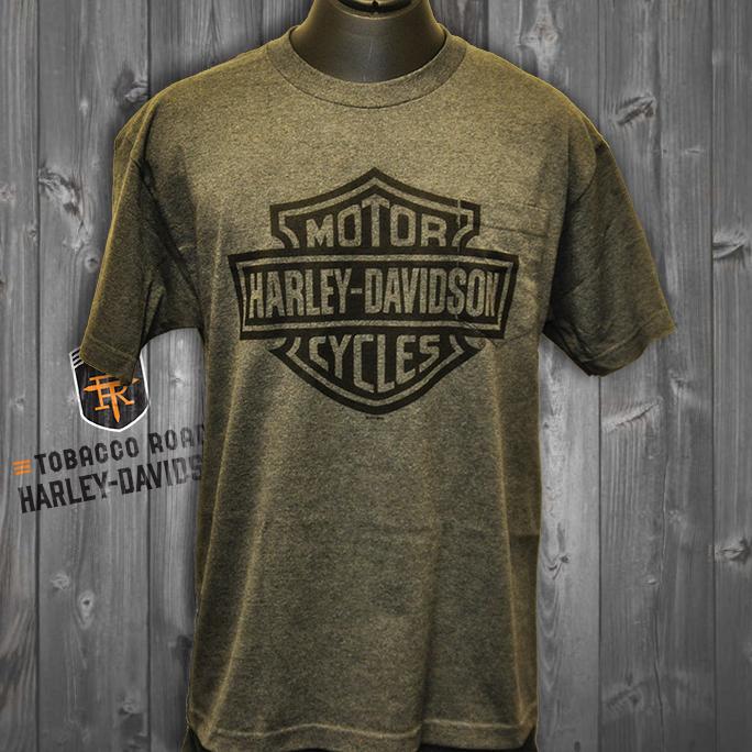 30298653 - Harley-Davidson® Mens Bar and Shield Pocket Short Sleeve T-Shirt