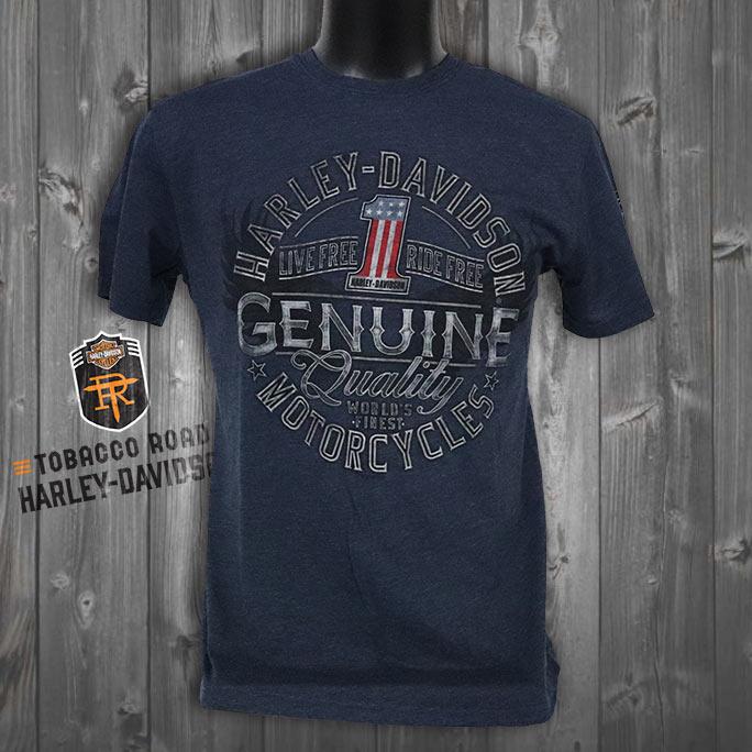 Live Free Ride Free T-Shirt