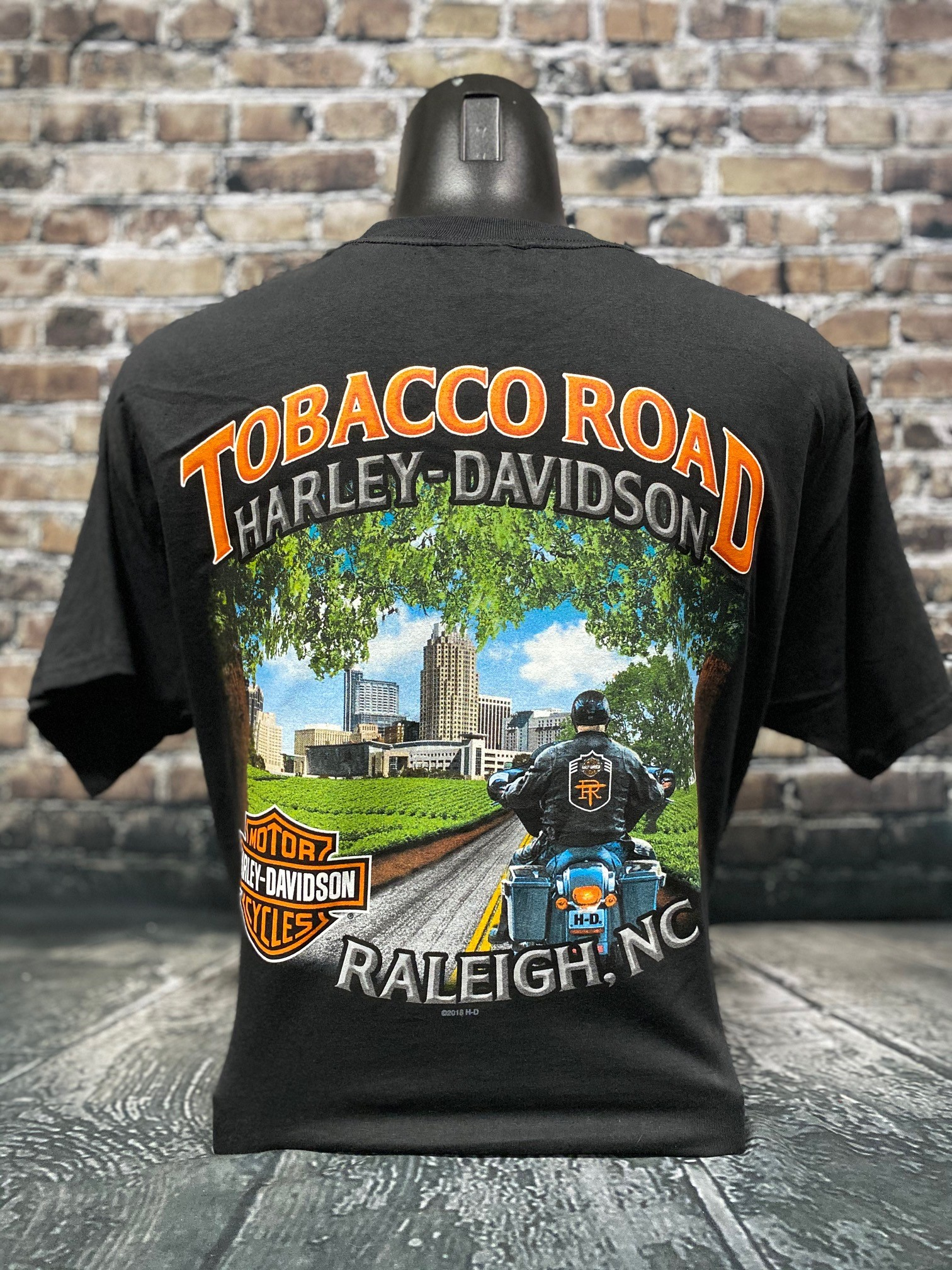 All Roads Lead to Tobacco Road T-Shirt