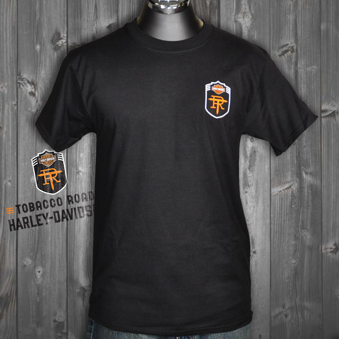 Tobacco Road Harley-Davidson Warner Brothers T-shirt