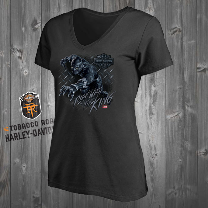Women's Black Panther T-Shirt