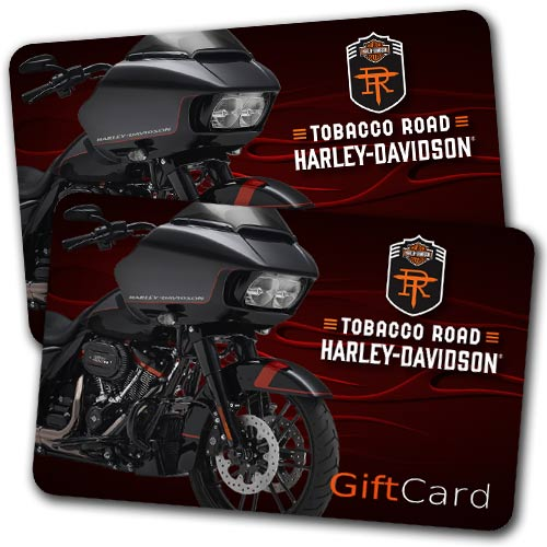 Tobacco Road Harley-Davidson Gift Card