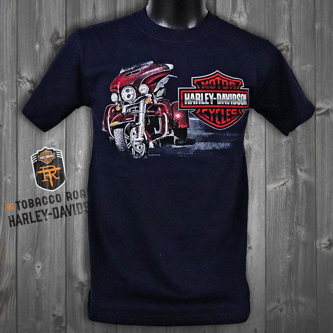 Harley-Davidson Trike Logo T-Shirt