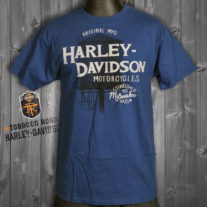 Harley-Davidson Water Tower T-Shirt